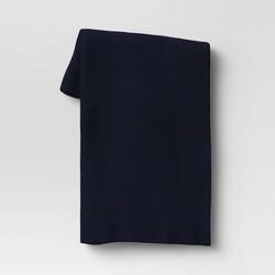 "50""x60"" Cozy Knit Throw Blanket - Threshold™"