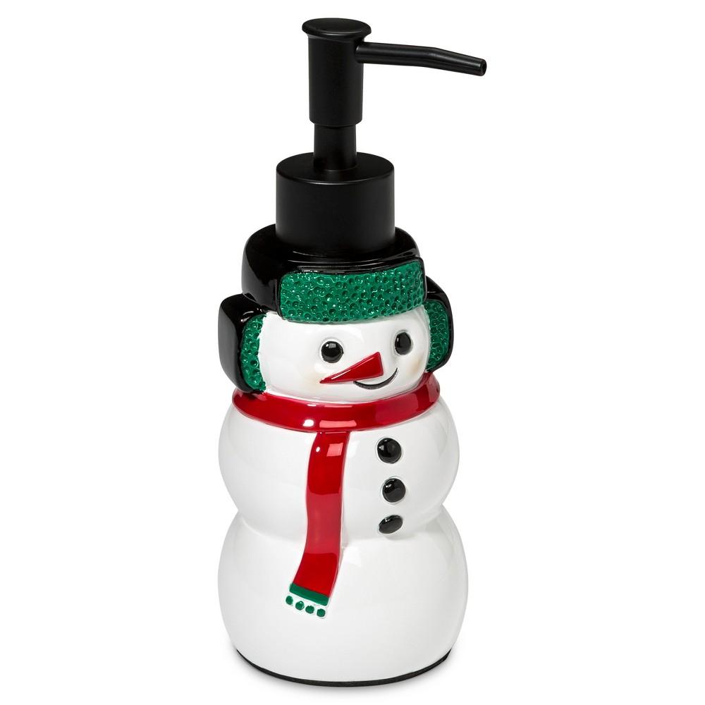 Snowman Soap/lotion Dispenser - Wondershop, Multi-Colored