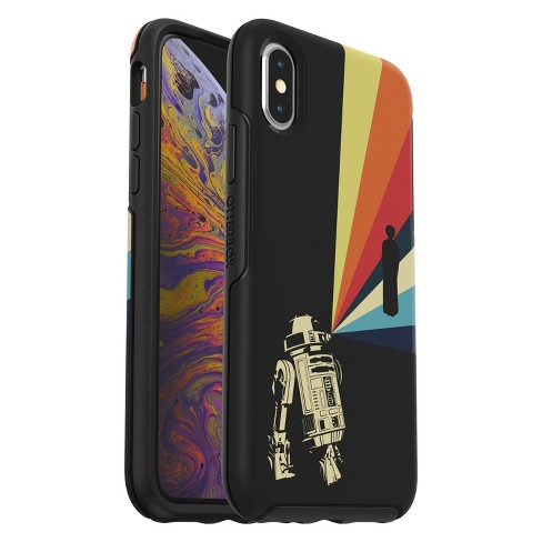new product 489b8 ab01a OtterBox Apple iPhone X/XS Star Wars Symmetry Case