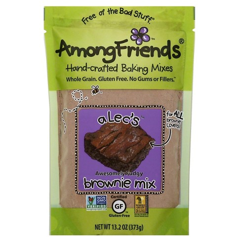 Among Friends Alec's Awesome Fudgy BrownieMix - 13.2 oz - image 1 of 1