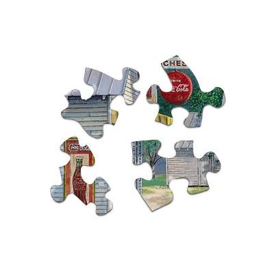 "Puzzle /""Coca Cola Springtime Serenity/"" 500 Piece Springbok Jigsaw FREE SHIPPING"