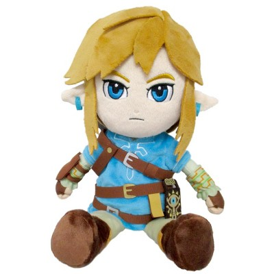 "Little Buddy LLC Legend of Zelda Breath of the Wild Link 11"" Plush"