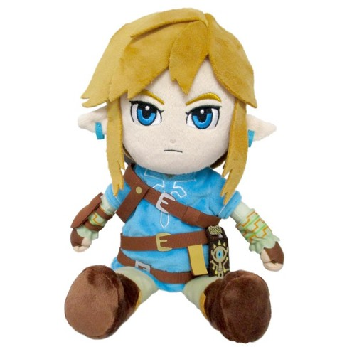 "Legend  of Zelda: Breath of the Wild 11"" Plush: Link - image 1 of 1"