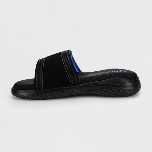 753a7498c59 Boys  Franco Slide Sandals - C9 Champion® Black   Target