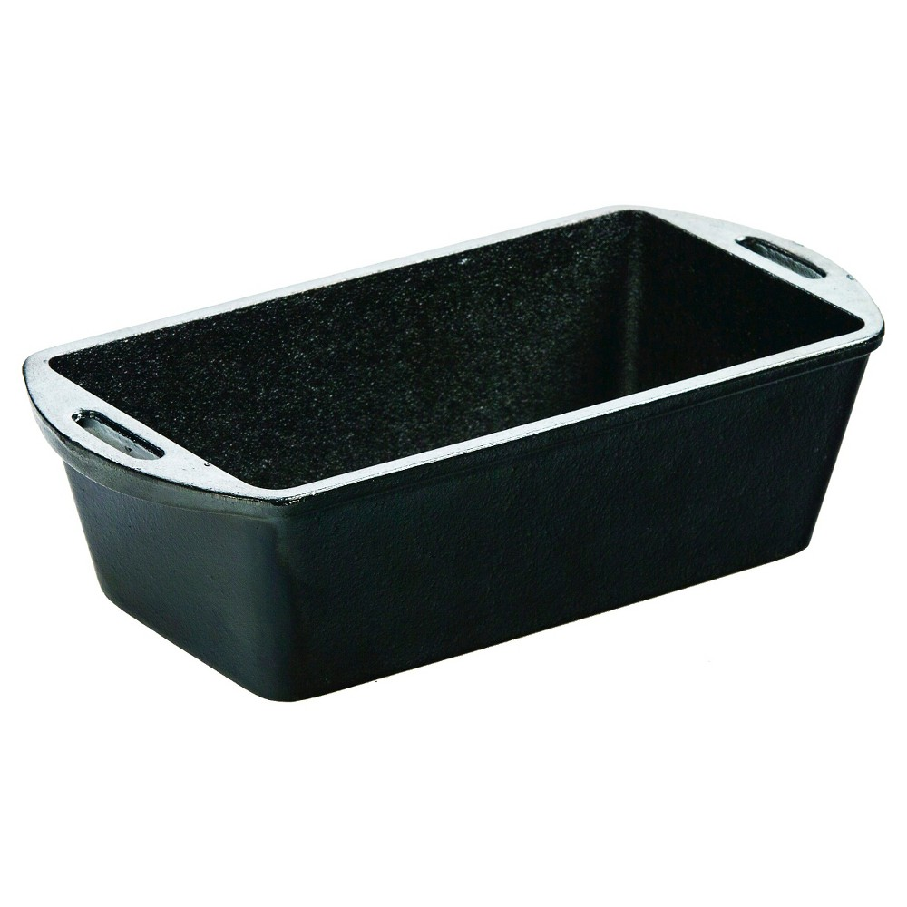 Image of Lodge Cast Iron Loaf Pan, baking pans and stones