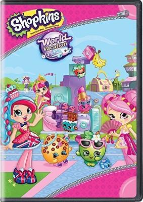 Shopkins: World Vacation (DVD)