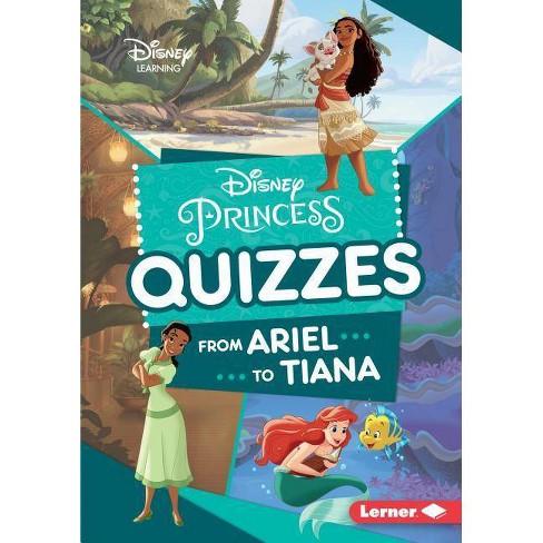 Disney Princess Quizzes - (Disney Quiz Magic) by  Jennifer Boothroyd (Hardcover) - image 1 of 1