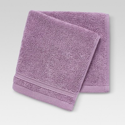 Performance Solid Washcloths Pink - Threshold™
