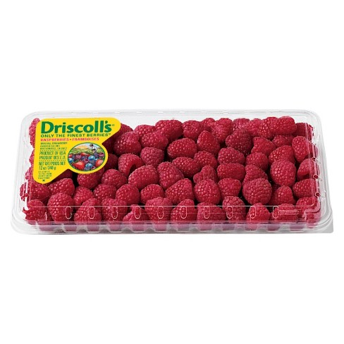 Raspberries - 12oz - image 1 of 1