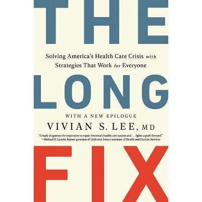 The Long Fix - by  Vivian Lee (Paperback)