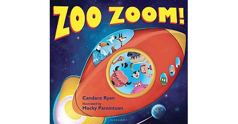 Zoo Zoom! (School And Library) (Candace Ryan) - image 1 of 1