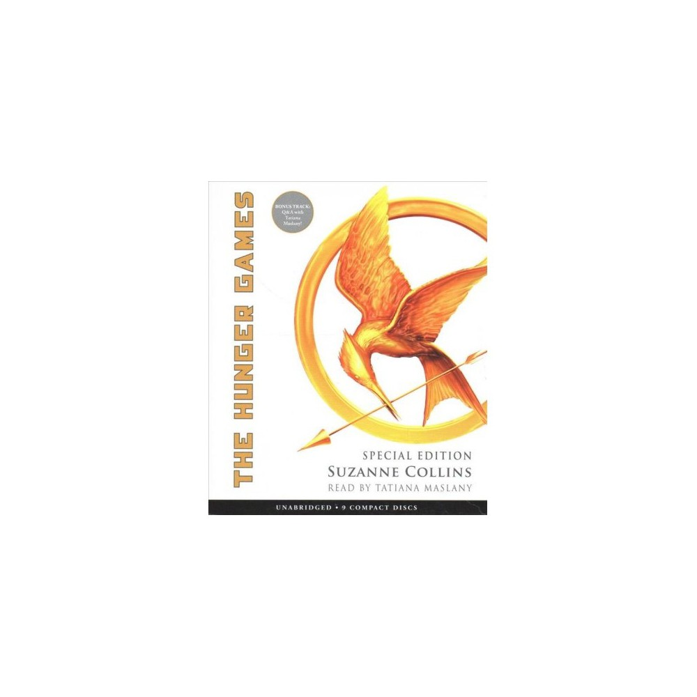 Hunger Games - Special by Suzanne Collins (CD/Spoken Word)