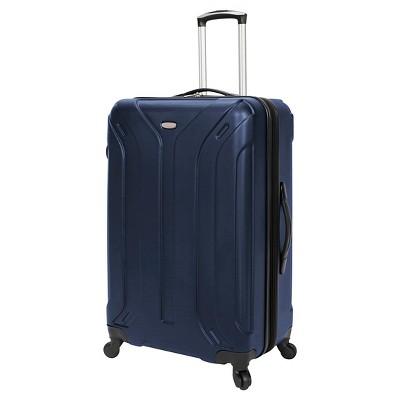 Skyline Glide 28  Hardside Spinner Suitcase - Blue