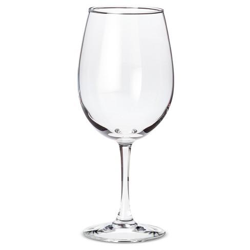 luminarc everyday wine glasses 12oz set of 12 target
