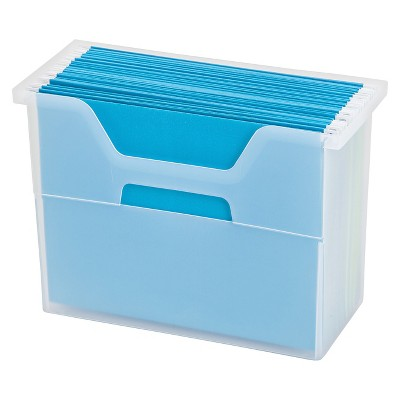 IRIS Desktop File Storage Bin   6pk   Medium : Target