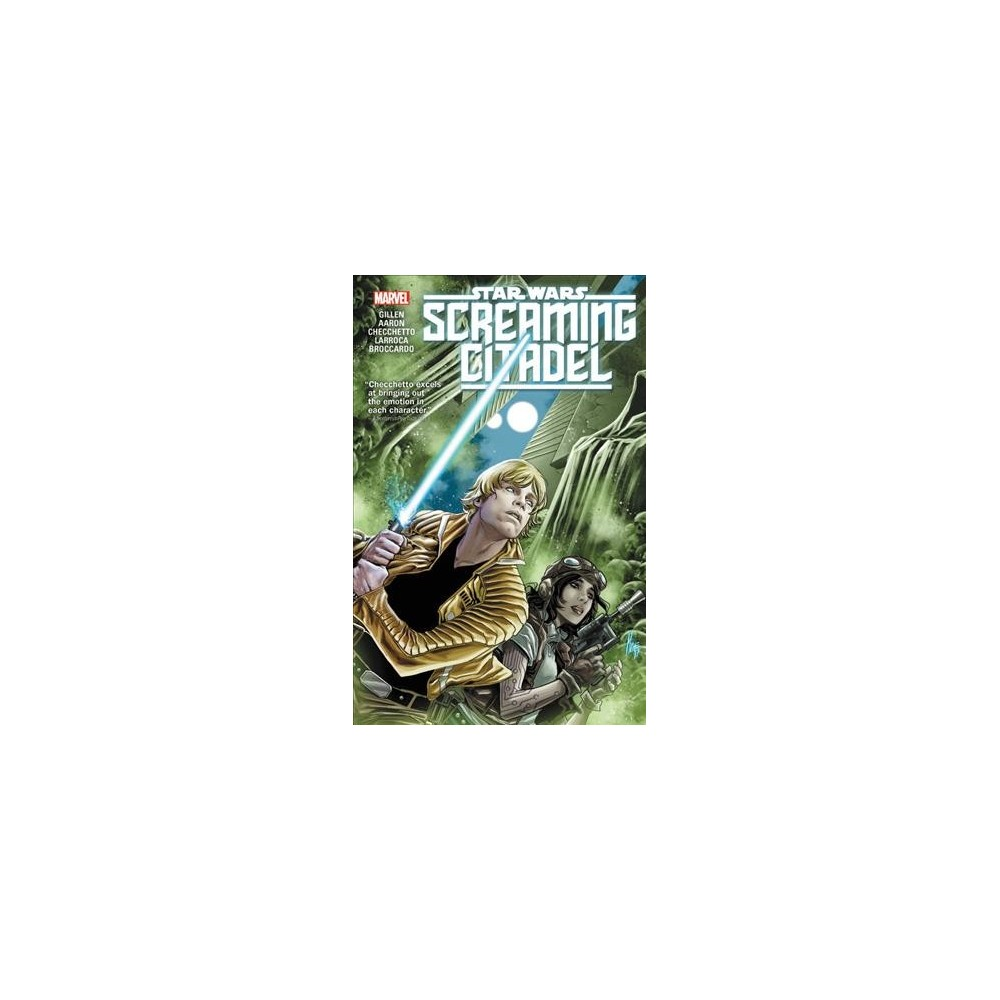 Star Wars : Screaming Citadel (Paperback) (Kieron Gillen & Jason Aaron)