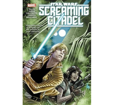 Star Wars : Screaming Citadel (Paperback) (Kieron Gillen & Jason Aaron) - image 1 of 1