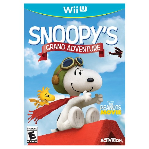 Snoopy's Grand Adventure PRE-OWNED Nintendo Wii U - image 1 of 1