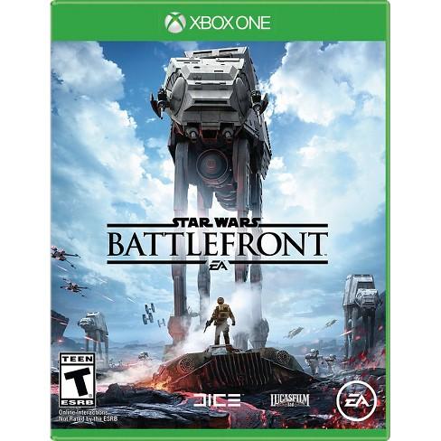 نتيجة بحث الصور عن Star Wars Battlefront xbox one