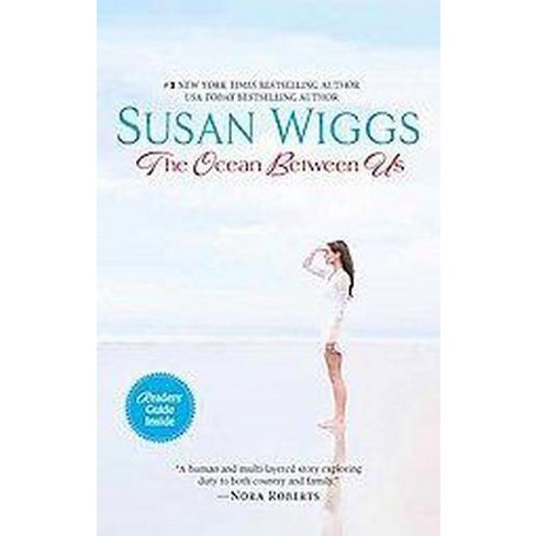 The Ocean Between Us (Reprint) (Paperback) by Susan Wiggs - image 1 of 1