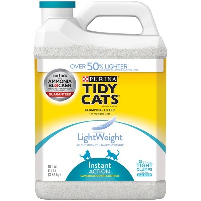 Cat Litter: Purina Tidy Cats Instant Action LightWeight