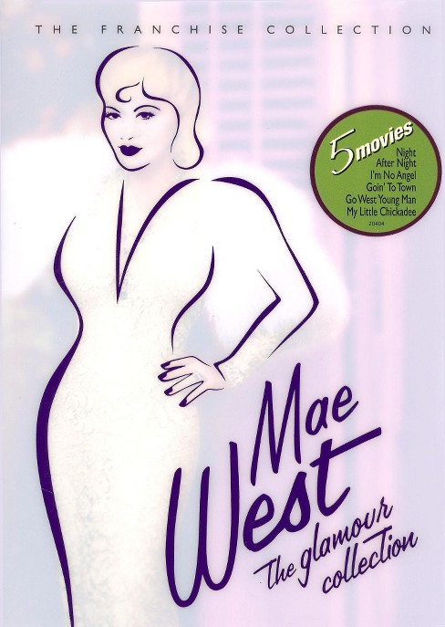 Mae west:Glamour collection (DVD) - image 1 of 1