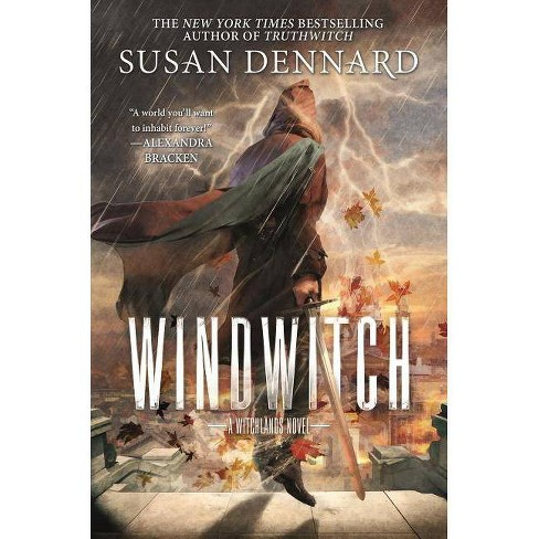 Windwitch Witchlands 2 By Susan Dennard Paperback Target