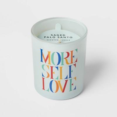 5oz Glass Jar More Self Love Candle - Room Essentials™