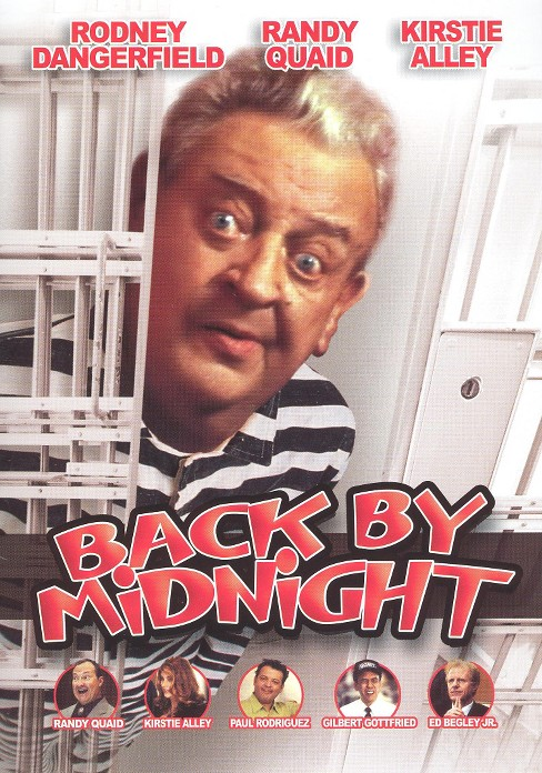 Back By Midnight (DVD) - image 1 of 1