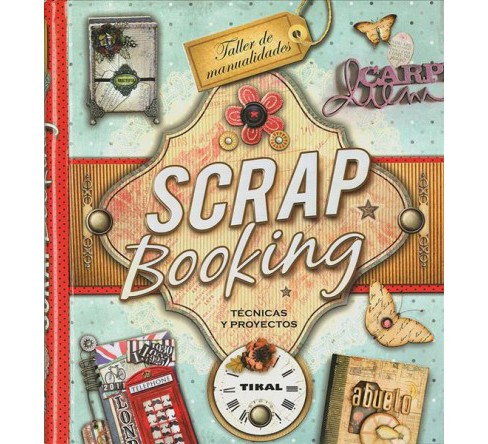 Scrapbooking/ Scrapbooking (Hardcover) - image 1 of 1
