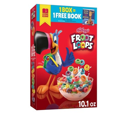 Froot Loops Breakfast Cereal - 10.1oz - Kellogg's