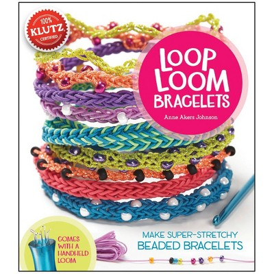 Loop Loom Bracelets Book Kit