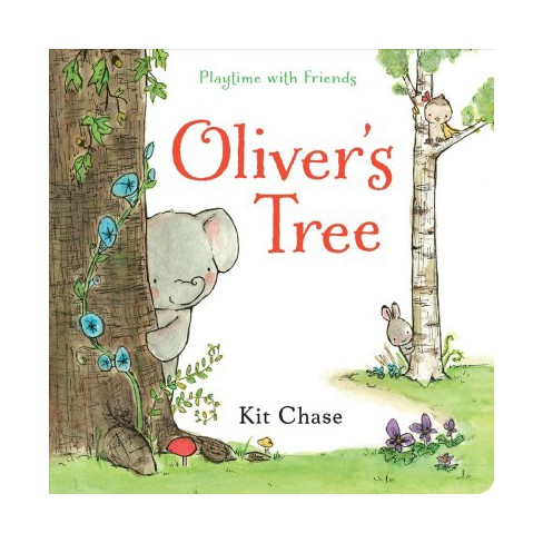 Oliver's Tree - by  Kit Chase (Board_book) - image 1 of 1