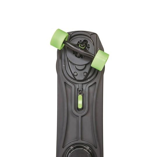 Viro Rides Turn Style Electric Skateboard Motorized - Thumbprints image number null