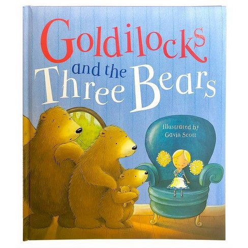 Goldilocks and the Three Bears - (Hardcover) - image 1 of 1