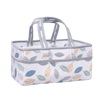 Trend Lab Foldable and Padded Storage Caddy - Falling Leaves