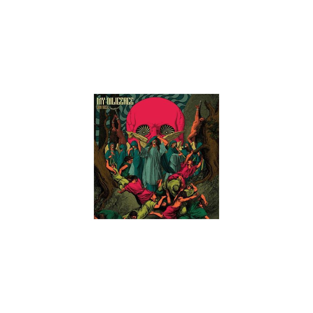 My Diligence - Sun Rose (Vinyl)
