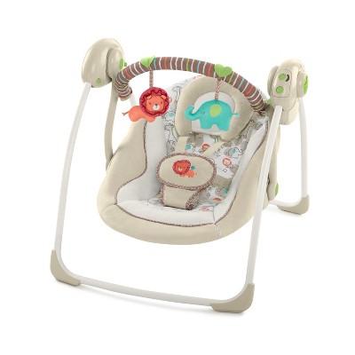 Comfort & Harmony Portable Swing - Beige