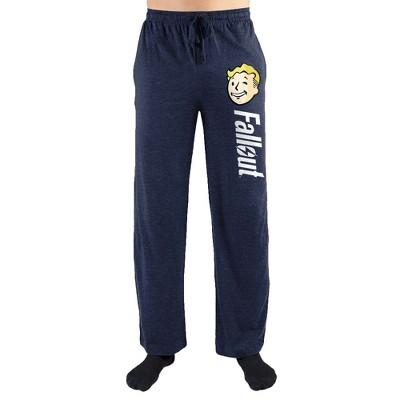 Fallout Vault Boy Navy Pajama Pants