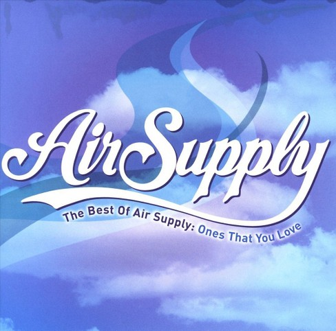 Air supply - Best of air supply :Ones that you lov (CD) - image 1 of 1