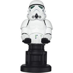 Exquisite Gaming Star Wars Cable Guys Stormtrooper 8-Inch Phone & Controller Holder