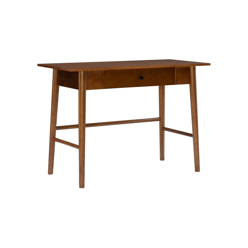 Computer Desk Brown Linon