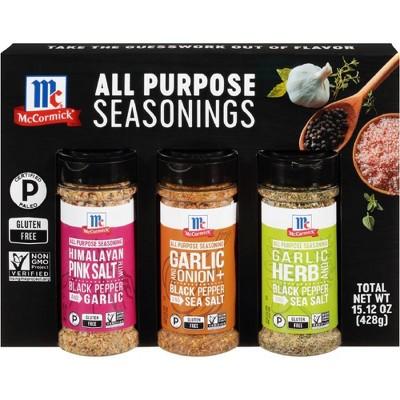 McCormick All Purpose Seasoning - 3ct/21.99oz