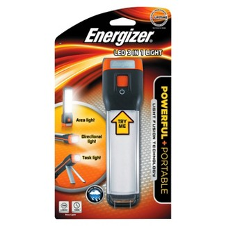 Energizer Fusion LED 3-in-1 Light