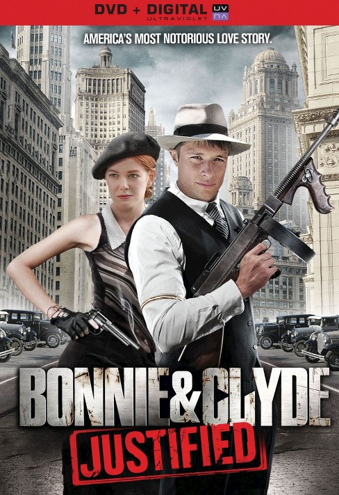 Bonnie & clyde:Justified (DVD) - image 1 of 1