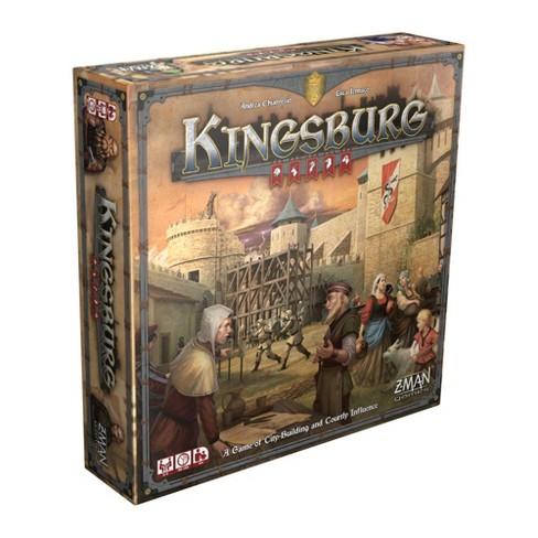 Z-Man Games Kingsburg Board Game - image 1 of 4