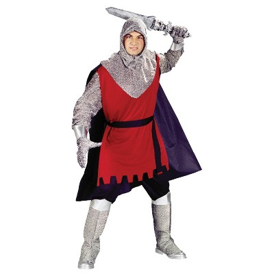 Adult Medieval Knight Halloween Costume One Size