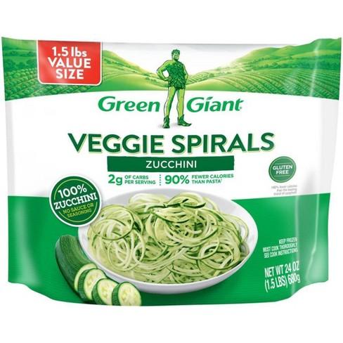 Green Giant Veggie Spirals Frozen  Zucchini Spirals Value Size -  24oz - image 1 of 3