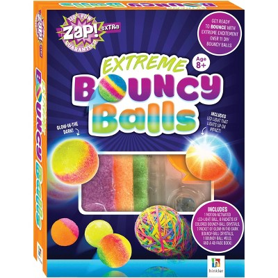 Zap! Extra Create Your Own Extreme Bouncy Balls - Hinkler Books