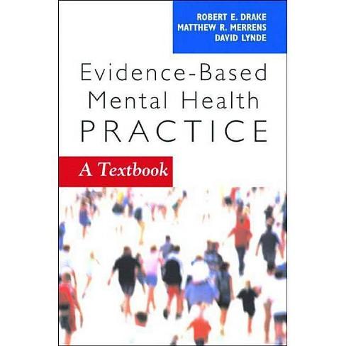Evidence-Based Mental Health Practice - (Norton Professional Books (Paperback)) (Paperback) - image 1 of 1